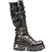 ladies Boots 266 M.796 NOMADA NEGRO, ITALI NEGRO, REACTOR NEGRO TOBERAS